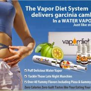 Does vaping effect weight loss program?
